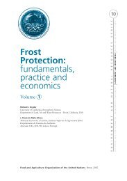 Frost Protection - UTL Repository