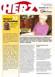 4.Ausgabe 2010 - AWO Pflege Schleswig-Holstein gGmbH
