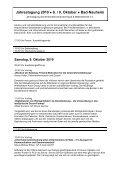 Jahrestagung 2010 8. / 9. Oktober Bad-Nauheim - Lasertec Druck ... - Page 3