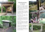 Flyer über die Wander und Radwege der Gemeinde - Gemeinde Elztal