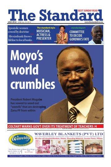 The Standard 8 June 2014