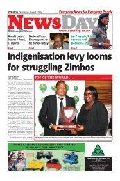 Newsday 7 June 2014