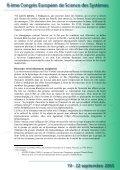Resonance imaginaire entre le groupe et son ... - CEDREA - Page 6