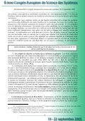 Theories and praxis of the sustainable development - Afscet - Page 2