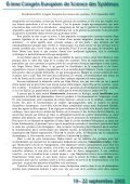 Theories and praxis of the sustainable development - Afscet - Page 3