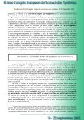 Theories and praxis of the sustainable development - Afscet - Page 4