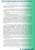 Theories and praxis of the sustainable development - Afscet - Page 6