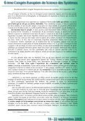 Theories and praxis of the sustainable development - Afscet - Page 7