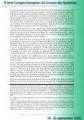 Le potentiel d'adaptation et de résistance au stress des ... - Afscet - Page 3