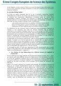 Le potentiel d'adaptation et de résistance au stress des ... - Afscet - Page 4
