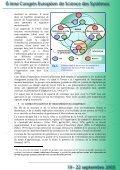 Le potentiel d'adaptation et de résistance au stress des ... - Afscet - Page 5