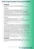Projet culturel et touristique europeen transfrontalier - Afscet - Page 2