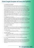 Projet culturel et touristique europeen transfrontalier - Afscet - Page 4