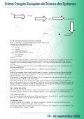 Projet culturel et touristique europeen transfrontalier - Afscet - Page 7