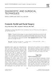DIAGNOSTIC AND SURGICAL TECHNIQUES
