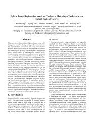 Hybrid Image Registration based on Configural Matching of Scale ...