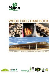 wood FueLs HandbooK - BiomassTradeCentres