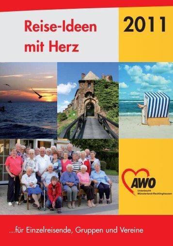 Seniorenreisen, 60plus - AWO Unterbezirk Münsterland ...