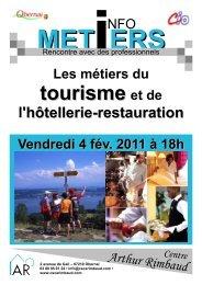 tourisme et de - Réseau Information Jeunesse d'Alsace