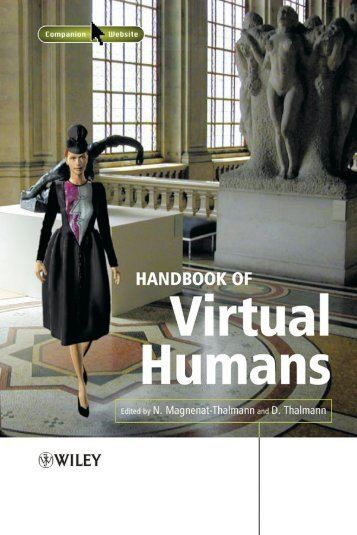 Handbook of Virtual Humans - Developers