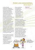 L'aventure associative - Réseau Information Jeunesse d'Alsace - Page 5