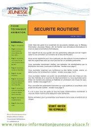 Fiche pratique Securite Routiere.pdf - Réseau Information Jeunesse ...