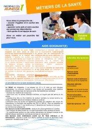 2.745 Aide soignant en Alsace - Réseau Information Jeunesse d ...
