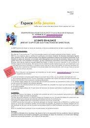 Le BAFD en Alsace.pdf - Réseau Information Jeunesse d'Alsace