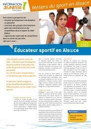 Educateur Sportif en Alsace.pdf - Réseau Information Jeunesse d ...