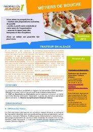 Traiteur en Alsace.pdf - Réseau Information Jeunesse d'Alsace