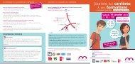 Journée des carrières - Réseau Information Jeunesse d'Alsace
