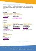 METIERS DU TOURISME - Réseau Information Jeunesse d'Alsace - Page 2