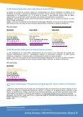 METIERS DU TOURISME - Réseau Information Jeunesse d'Alsace - Page 3