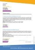 METIERS DU TOURISME - Réseau Information Jeunesse d'Alsace - Page 4