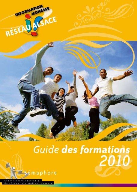 Guide des formations - Réseau Information Jeunesse d'Alsace