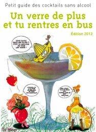 nouveau guide de recettes édition 2012 - Réseau Information ...