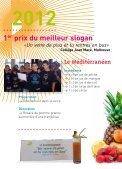 nouveau guide de recettes édition 2012 - Réseau Information ... - Page 6