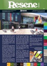 Resene Newsletter Issue 3 2011