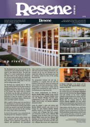 Resene News Issue 3 2012