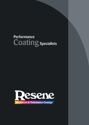 Resene Automotive And Performance Coatings CompanyProfile