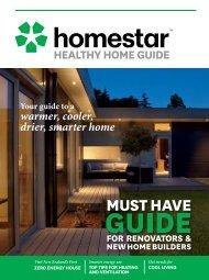 Homestar healthy home guide - Resene