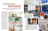 Colourful kitchen designs - Resene