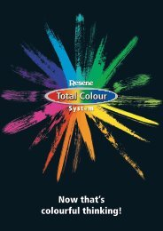 Resene Total Colour System