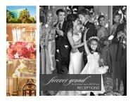 The Wedding Chapel at RECEPTIONS - MGM Grand Weddings