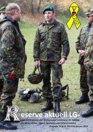 Reserve aktuell LG 2013/2 - Verband der Reservisten der ...