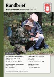 Rundbrief 2. Quartal 2013 - Verband der Reservisten der Deutschen ...