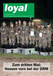 PDF herunterladen - Verband der Reservisten der Deutschen ...
