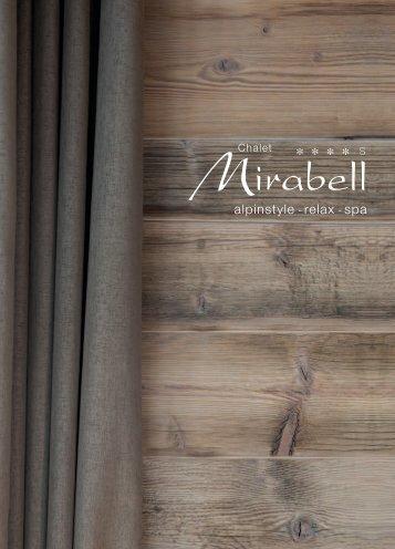 Hotelkatalog downloaden - Alpenresidence Hotel Mirabell