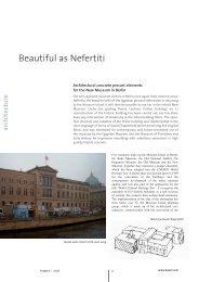 architecture - Dreßler-Bau