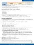 Hinweise zur Desinfektion/Sterilisation - ResMed - Seite 3